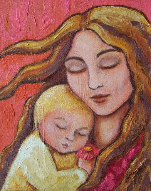 Mothers paintings